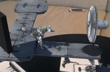 Disney crea AR para que reaccione ante obstáculos del mundo real