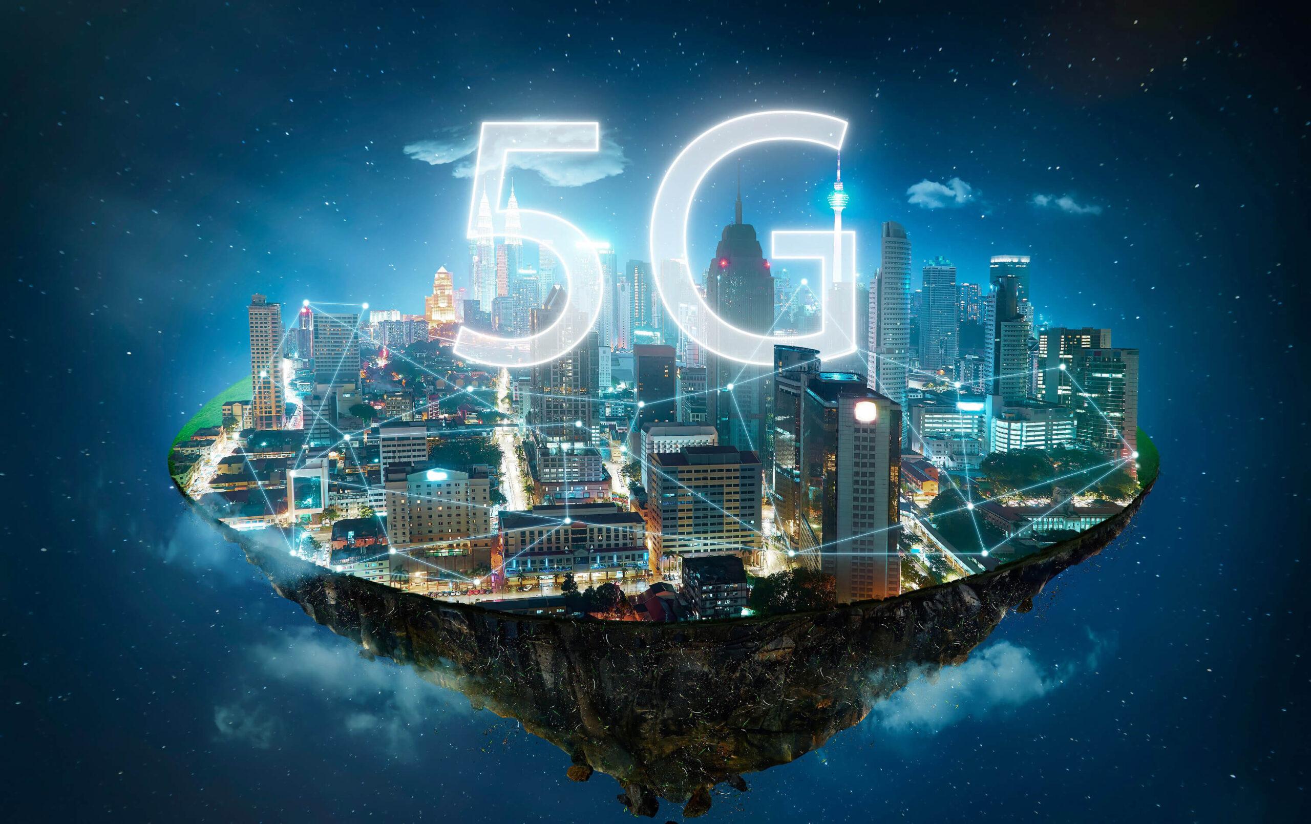 5G realidad aumentada
